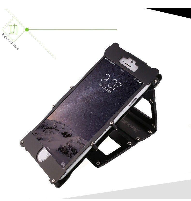 Armor King 174 Apple Iphone 6 Plus 6s Plus Iron Man Dual