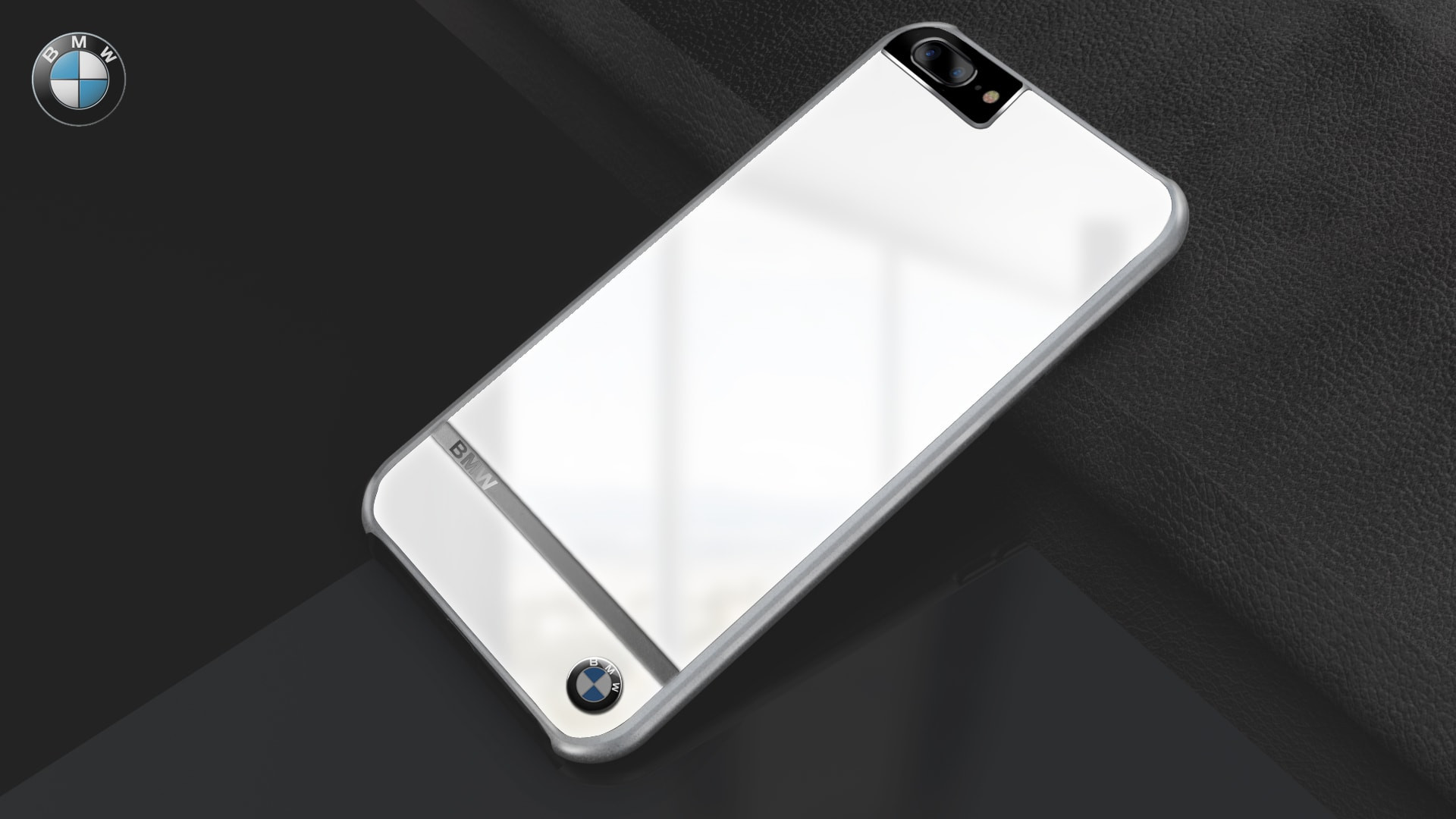 bmw apple iphone 7 plus mirror signature shine. Black Bedroom Furniture Sets. Home Design Ideas