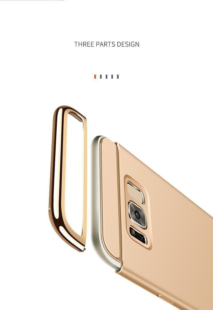 Vaku ® Samsung Galaxy S8 Plus Ling Series Ultra-thin Metal ...