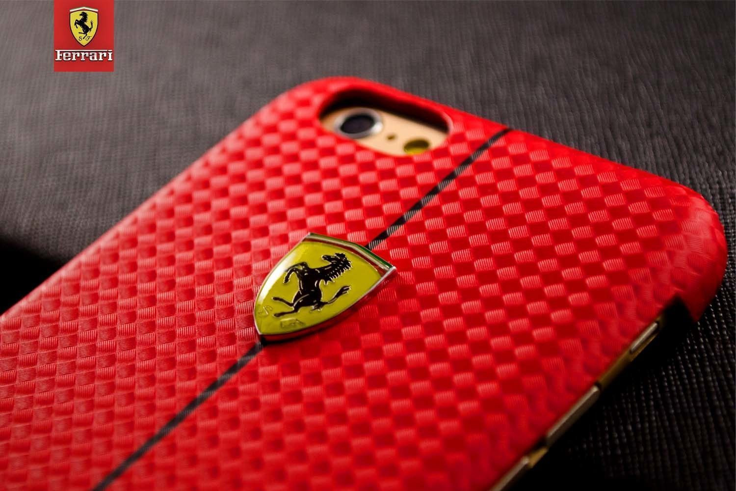 Ferrari 174 Apple Iphone 6 6s Formula One Carbon Fiber 3d