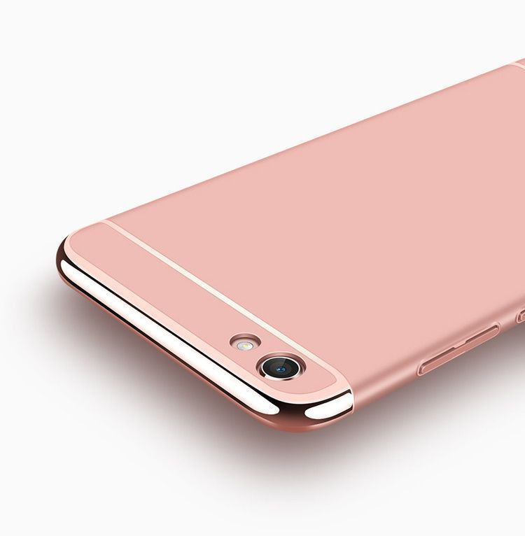 Vaku ® Oppo F3 Ling Series Ultra-thin Metal Electroplating ...