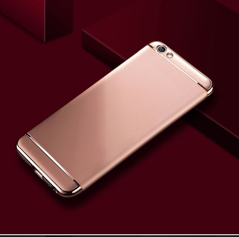 Vaku ® VIVO V5s / V5 Ling Series Ultra-thin Metal ...