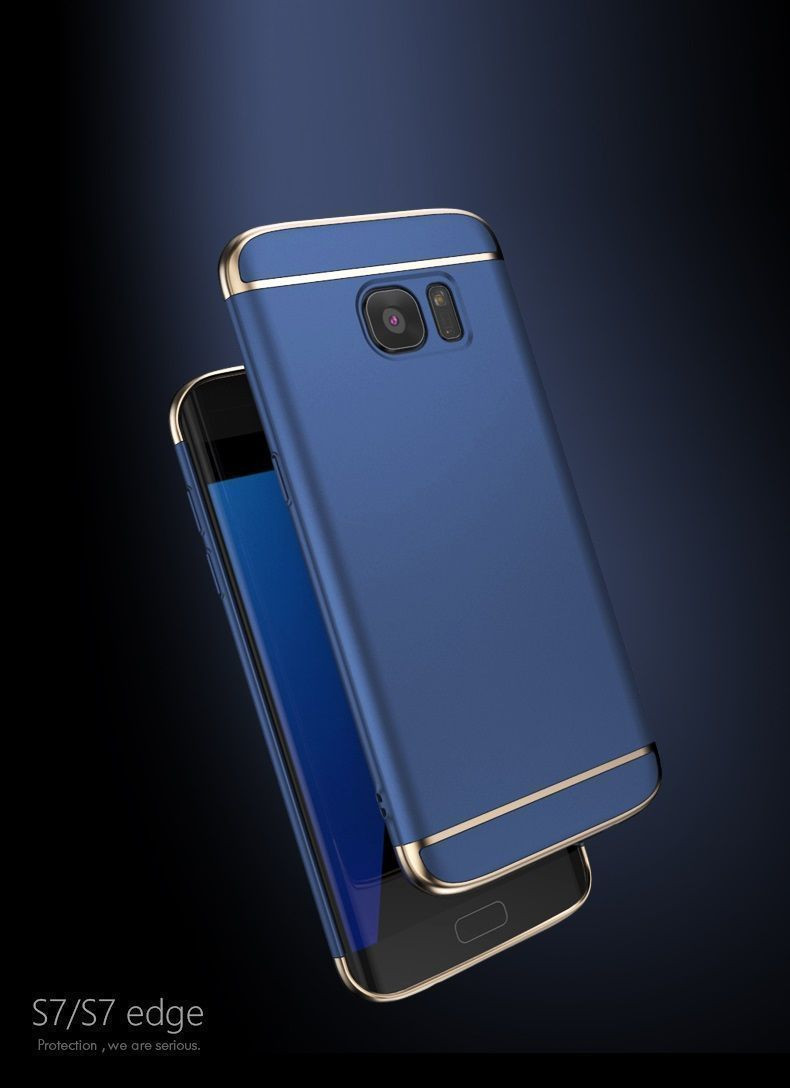 Vaku ® Samsung Galaxy S7 Edge Ling Series Ultra-thin Metal ...