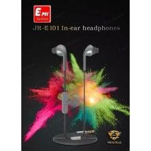 Joyroom ® JR-E101 3.5mm Flat Cable In-ear Stereo Earphone with Mic Earphone