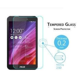 Dr. Vaku ® Asus Fonepad 8 Ultra-thin 0.2mm 2.5D Curved Edge Tempered Glass Screen Protector Transparent