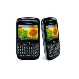 Ortel ® Blackberry 8520 Screen guard / protector