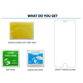 Ortel ® Lava Iris 504 Screen guard / protector