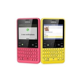 Ortel ® Nokia Asha 210 Screen guard / protector