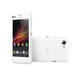 Ortel ® Sony Xperia L Screen guard / protector