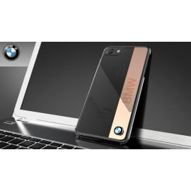 BMW ® Apple iPhone 6 / 6S Official Executive Strip Luxury Edition Case Back Cover