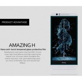 Dr. Vaku ® HTC One M8 Ultra-thin 0.2mm 2.5D Curved Edge Tempered Glass Screen Protector Transparent
