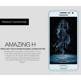 Dr. Vaku ® Samsung Galaxy Core 4G Ultra-thin 0.2mm 2.5D Curved Edge Tempered Glass Screen Protector Transparent