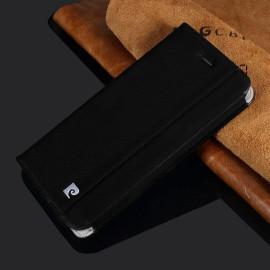 Pierre Cardin ® Apple iPhone 6 / 6S Paris Design Premium Italian Leather Magnetic Flip Cover