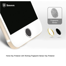 Baseus ® Home Key Protector with Working Fingerprint Sensor Key Protector