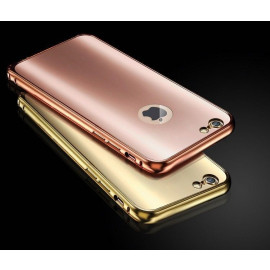 Xuenair ® Apple iPhone 6 / 6S Metal Frame Cover Colorful Korea Shine Case Back Cover
