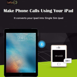 LeFant ® Smart More Card Dual-Sim Bluetooth Mobile Phone for iPad Series