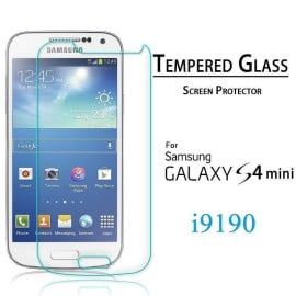 Dr. Vaku ® Samsung Galaxy S4 Mini Ultra-thin 0.2mm 2.5D Curved Edge Tempered Glass Screen Protector Transparent