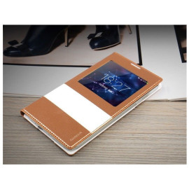 Baseus ® Samsung Galaxy S5 Unique Leather Case Smart Awakening Flip Cover