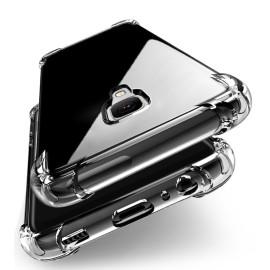Vaku ® OnePlus 3 / 3T PureView Series Anti-Drop 4-Corner 360° Protection Full Transparent TPU Back Cover Transparent