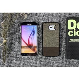 Kajsa ® Samsung Galaxy S6 Edge Vintage Nostalgic Ultra-thin Protective Case Back Cover