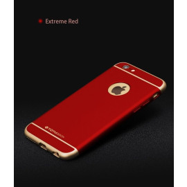 Totu ® Apple iPhone 6 / 6S Ling Series Ultra-thin Electroplating Splicing PC Back Cover