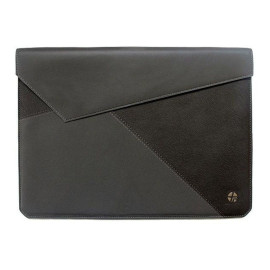 "Trexta ® Apple MacBook Air 13"" Zarf Sleek Dual Finish Leather Sleeve"