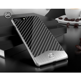 Mercedes Benz ® Apple iPhone 6S Plus / 6 Plus SLR McLaren Carbon Fibre (Limited Edition) Electroplated Metal Hard Case Back Cover