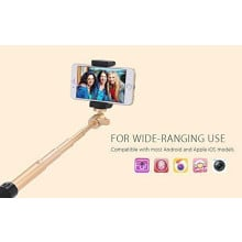 HOCO ® Selfie Stick CPH04 Aluminium Wireless Bluetooth (iPhone / Android) + Rechargeable