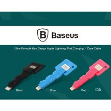 Baseus ® Ultra-Portable Key Design Apple Lightning Port Charging / Data Cable