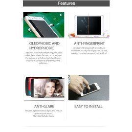 Ortel ® LG P350 / Op Me Screen guard / protector