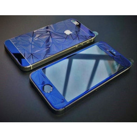 Dr. Vaku ® Apple iPhone 5/5S 3Dimensional Laser Printed Tempered Glass