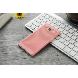 ioop ® Samsung Galaxy A7 (2015) Perforated Series Heat Dissipation Hollow PC Back Cover
