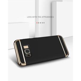 Vaku ® Samsung Galaxy S8 Plus Ling Series Ultra-thin Metal Electroplating Splicing PC Back Cover