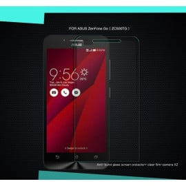 Dr. Vaku ® Asus Zenfone Go Ultra-thin 0.2mm 2.5D Curved Edge Tempered Glass Screen Protector Transparent