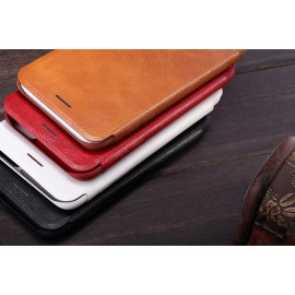 Nillkin ® Apple iPhone 6 / 6S Nitq Folio Leather Protective Case with Credit Card Slot Flip Cover