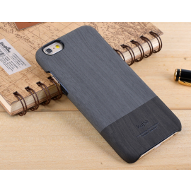 Kajsa ® Apple iPhone 6 Plus / 6S Plus Outdoor Natural Wood Series Protective Case Back Cover