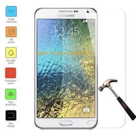 Dr. Vaku ® Samsung Galaxy J3 Ultra-thin 0.2mm 2.5D Curved Edge Tempered Glass Screen Protector Transparent