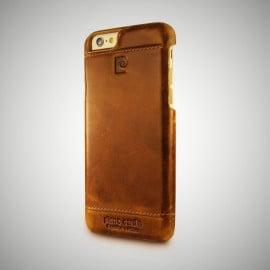Pierre Cardin ® Apple iPhone 5 / 5S / SE Paris Design Premium Leather Case Back Cover