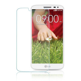 Dr. Vaku ® LG G2 Ultra-thin 0.2mm 2.5D Curved Edge Tempered Glass Screen Protector Transparent