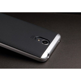 i-Paky ® Xiaomi Redmi Note 2 Mat Series Ultra-thin Hybrid Silicon Grip Shockproof Protective Shell Back Cover