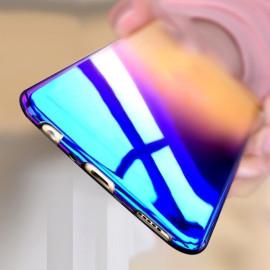 Vaku ® Vivo V5 Infinity Series with UV Colour Shine Transparent Full Display PC Back Cover