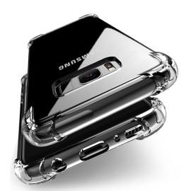Vaku ® Samsung Galaxy A5 (2016) PureView Series Anti-Drop 4-Corner 360° Protection Full Transparent TPU Back Cover Transparent