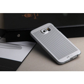 ioop ® Samsung Galaxy S6 Edge Plus Perforated Series Heat Dissipation Hollow PC Back Cover